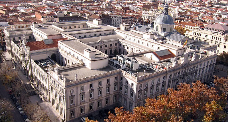 Tribunal Supremo de España en Madrid. (CC)