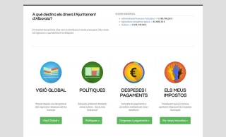 Alboraia segueix avançant en transparència