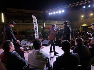 I Fira Jove d'Alboraia congrega amb les seues activitats a multitud de joves
