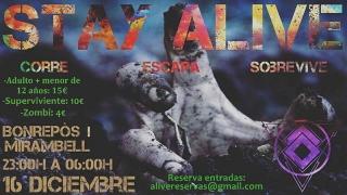 Stay alive: sobreviuràs a la nit més terrorífica a Bonrepòs?