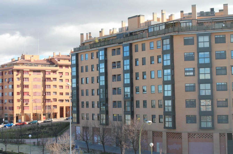 Barrios como Las Tablas o Ensanche de Vallecas, en Madrid, son puntos calientes en el alquiler de VPO.