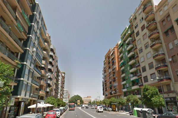 Piso calle San Vicente Mártir