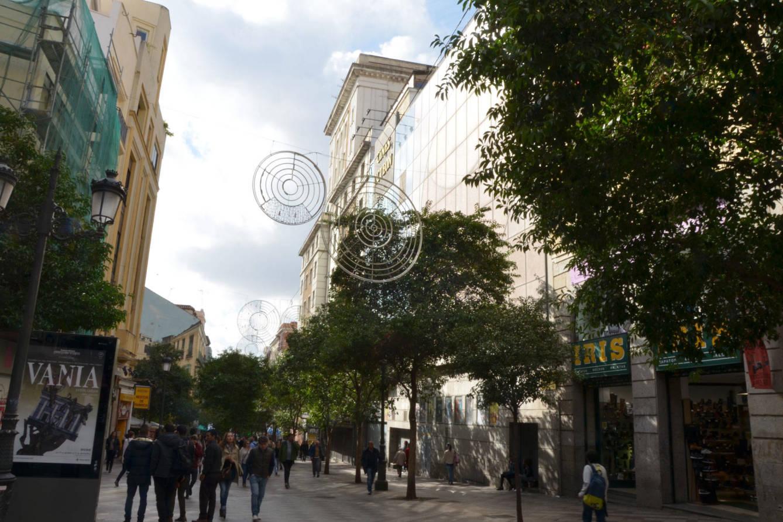 Calle Montera.