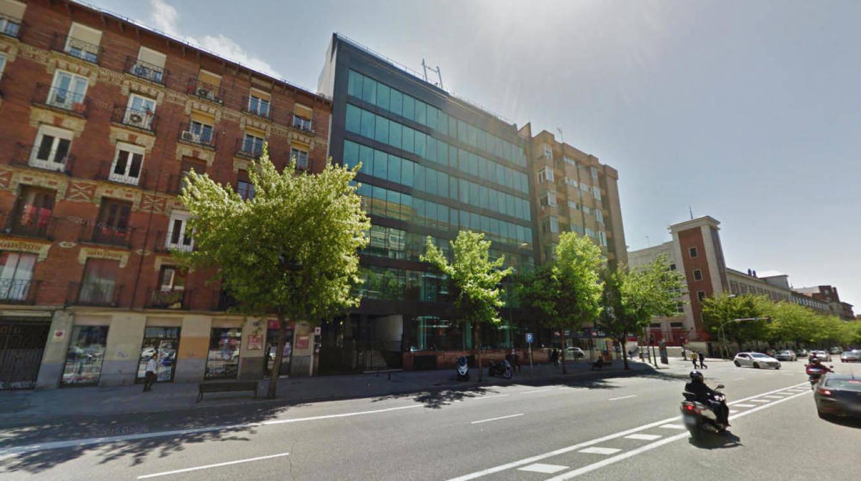 Edificio adquirido por ASG en 2015.