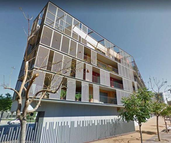 Edificio de la Generalitat.